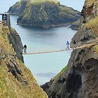 Carrick-a-Rede Rope Bridge by txema olmo