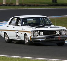 XW GT Falcon by zoompix