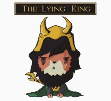 Lying King Kids Clothes