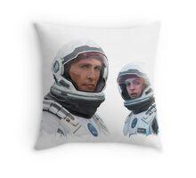 INTERSTELLAR - COOPER & BRAND Throw Pillow