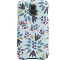 Blueberries 2 Samsung Galaxy Case/Skin