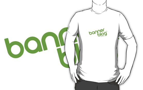Bannerblog 'Simple' Cannes T-Shirt by ashadi