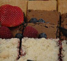 Assorted Desserts by BravuraMedia