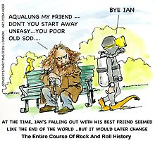 Aqualung My Ex-Friend by Rick  London