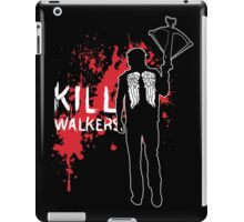 Kill Walkers (Crossbow) iPad Case/Skin