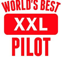 World's Best Pilot by kwg2200