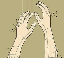 digital form - H01 - hands by Jesse Bisset