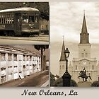 "My Home Town  ""New Orleans, La by Irvin Le Blanc"