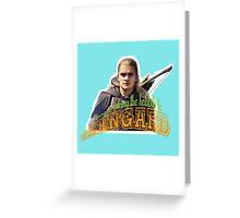 To Isengard! Greeting Card