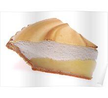 Lemon Meringue Pie Poster
