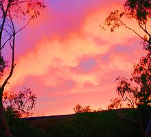 Mylor South Australia Dusk by Christopher Birtwistle-Smith