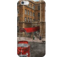 City - NY - Leo Ritter School of Nursing 1947 iPhone Case/Skin