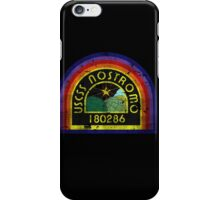 ALIEN 1979 USCSS NOSTROMO iPhone Case/Skin