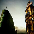 Manchester City Centre by Phil Gribbon