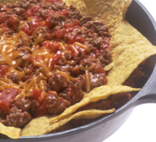 Chili Cheese Nachos Sticker