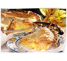 Apple Pie Dessert  Poster