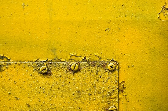 Yellow 2 by Paola Jofre