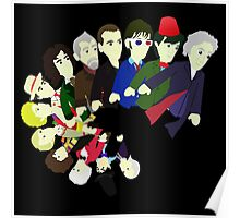 The 13 Puppet Doctors Poster