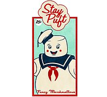 Ghostbusters (Stay Puft)  Photographic Print