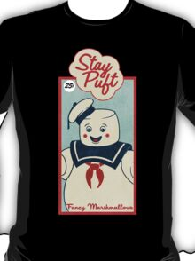 Ghostbusters (Stay Puft)  T-Shirt