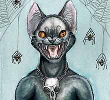 The Black Cat by Katherine Alexandra Haze