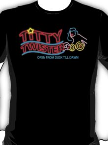 Titty Twister (from Dusk till Dawn) T-Shirt
