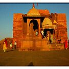 Bhojpur (11th century) shiva temple by nisheedhi