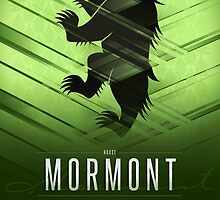 House Mormont Sigil III (house words) by P3RF3KT