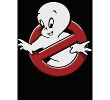 Casper (ghostbusters parody) Photographic Print