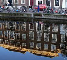Going to courses at Leiden University by jchanders