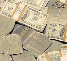Money Stacks by g66by