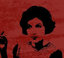 Twin Peaks - Audrey Horne by pithypenny