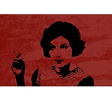 Twin Peaks - Audrey Horne Photographic Print