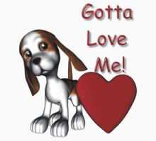 Gotta Love Me! by Lisa  Weber