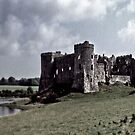 Carew Castle by cullodenmist