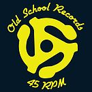 Old School Records by fishbiscuit