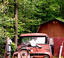 Old Truck by jwawrzyniak