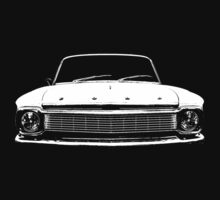 Ford 1964 XP Falcon by RedB