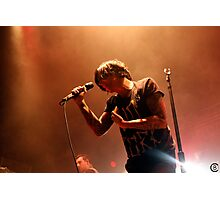 Sleeping With Sirens 02 Photographic Print