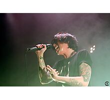 Sleeping With Sirens 12 Photographic Print
