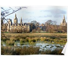 Christ Church Oxford Poster