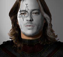 Jaqen H'ghar Valar Morghulis House War Paint by HilaryHeffron