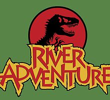 Jurassic Park River Adventure by joshbailey