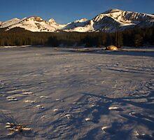 Brainard Lake by Paul Gana