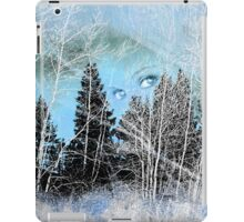 The Eyes of Winter  iPad Case/Skin