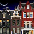 van baerlestraat by J.K. York