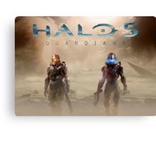 Halo 5: Guardians Canvas Print