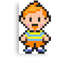Claus - Mother 3 Canvas Print