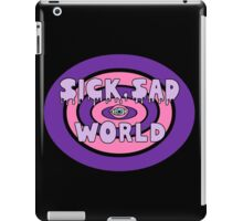 Pastel Sad World iPad Case/Skin