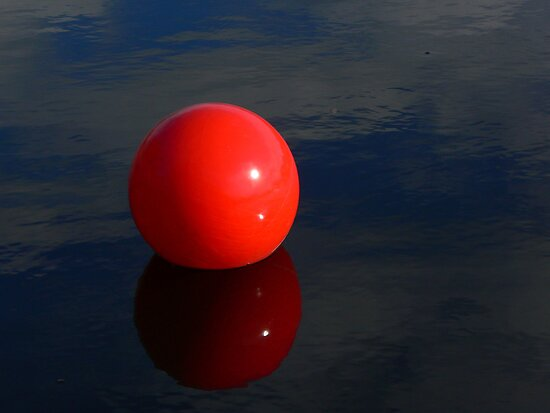 Buoy by Rosalie Scanlon